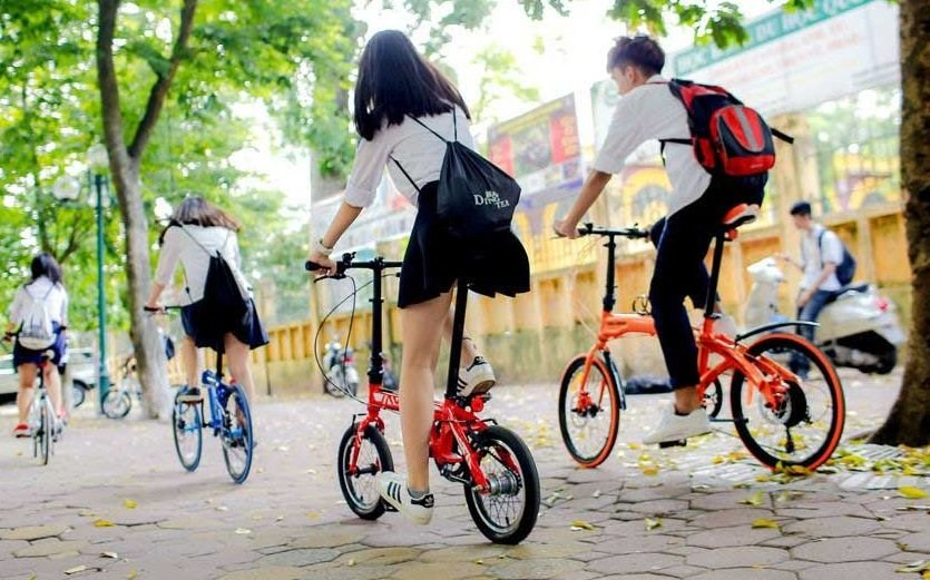 Các mẫu xe đạp nữ đẹp khiến các nàng 'ngất vì quá chất'
