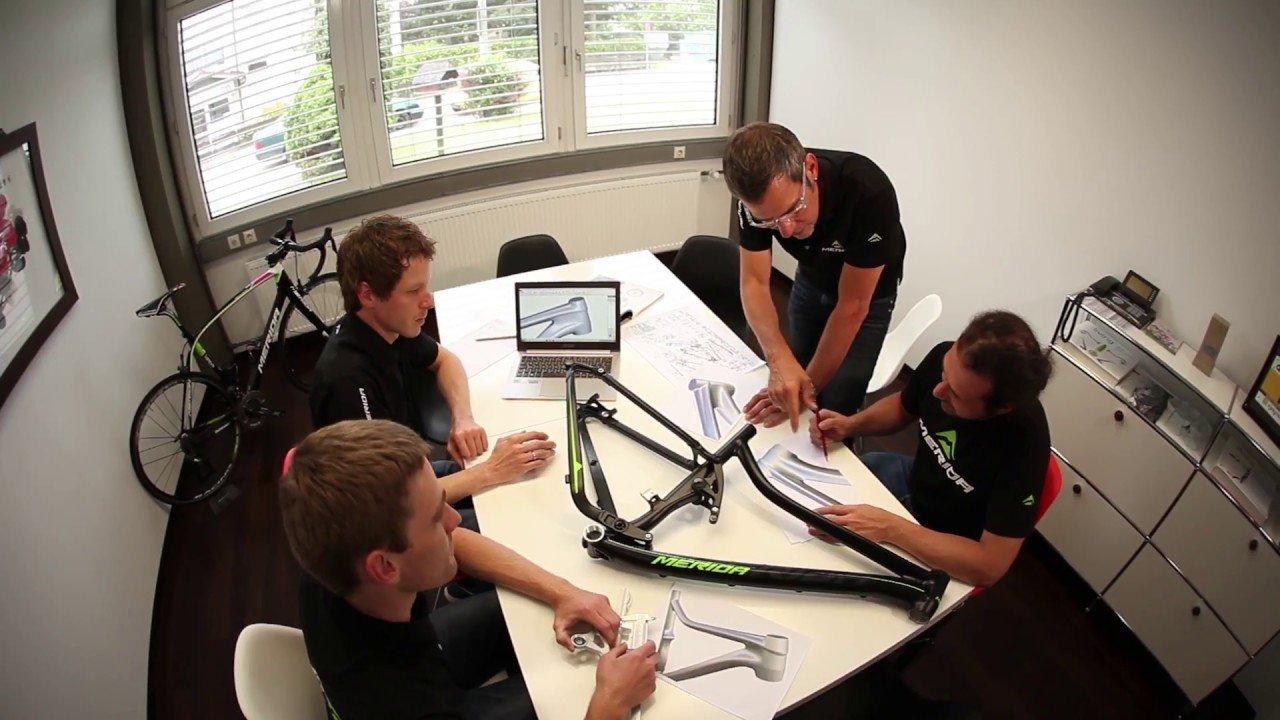 Tham quan Trung tâm nghiên cứu và phát triển xe đạp Merida tại Đức