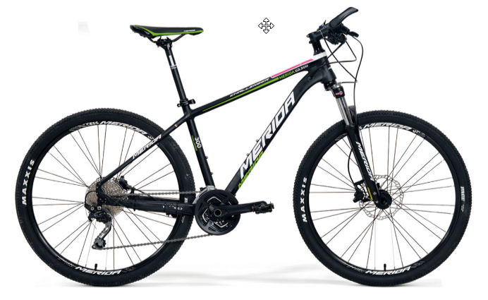 Xe đạp địa hình Challenger 300