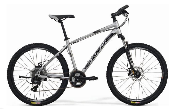 Xe đạp địa hình Warrior 500D