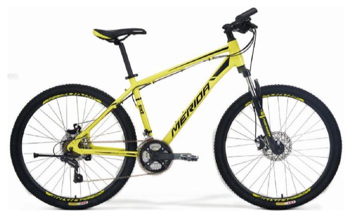 Xe đạp địa hình Warrior 300DS