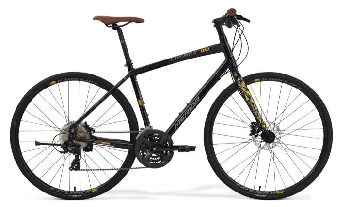 Xe đạp thành phố Explorer 100
